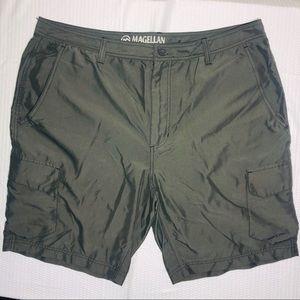 Magellan Outdoors Men's Water Repellant Shorts 42
